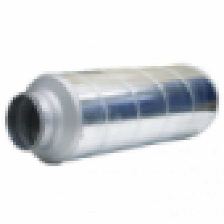 Systemair Rohrventilator RVK-silio 200E2-L - 1008m3/h