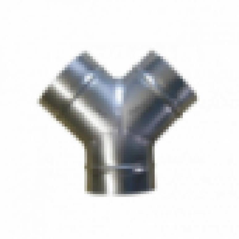 Luftschlauch Aluconnect 315mm - Aluminiumbeschichtet