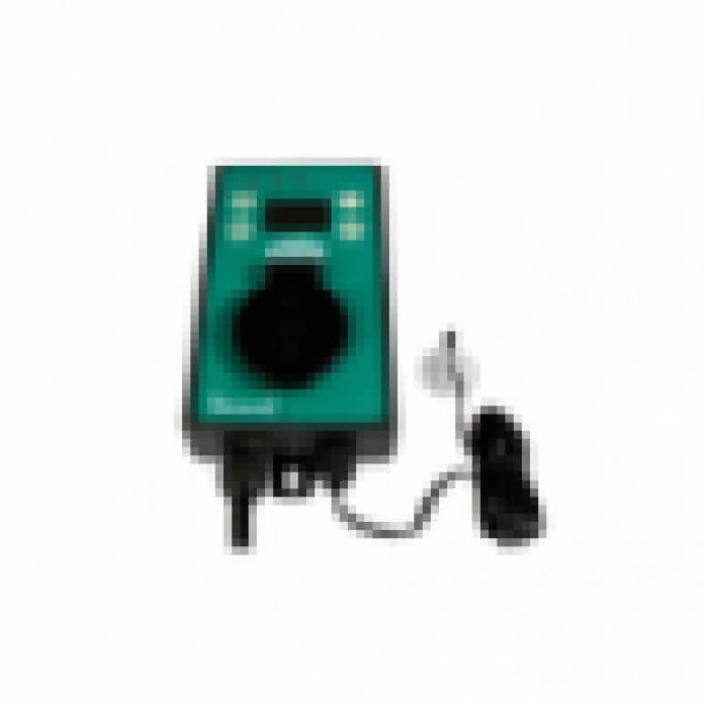 Elektroheizregister für Rohreinbau unberkabelt - 100mm 400 Watt