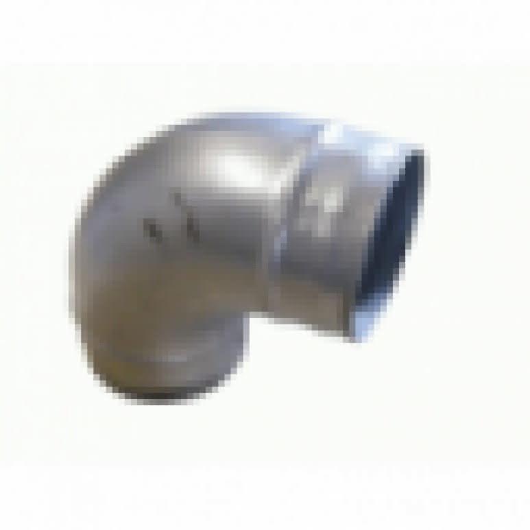 Y-Stück - 2x 45 Grad Abgang