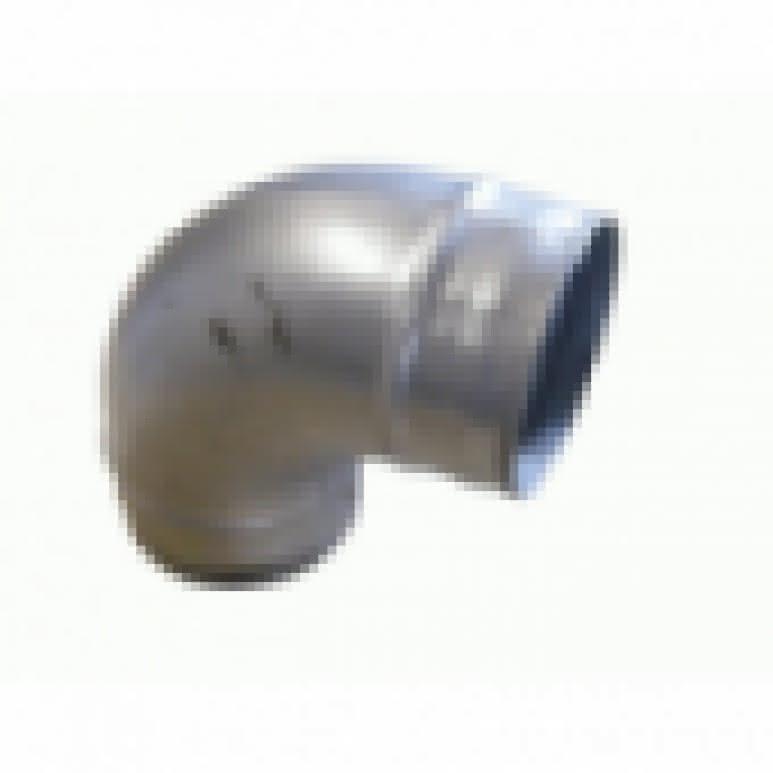 Verbindungsstück Nippel 100mm - Formteil für Flexrohre