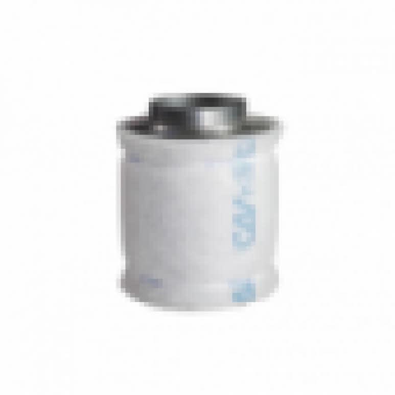 Systemair Rohrventilator RVK-silio 160E2-L - 731m3/h