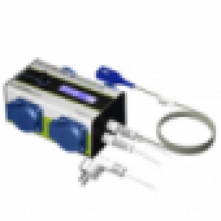 CarbonActive schallgedämmte EC Silent-Box 1000m³/h  - 200mm 1200 Pa