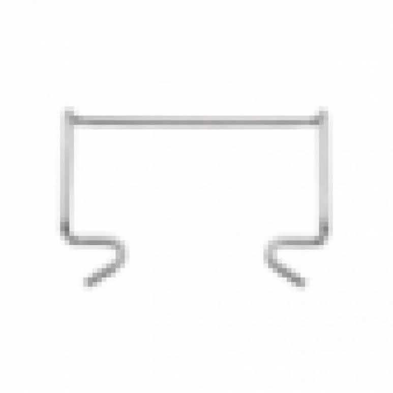 C-Schiene für SANlight M30 Modul - 100cm Länge