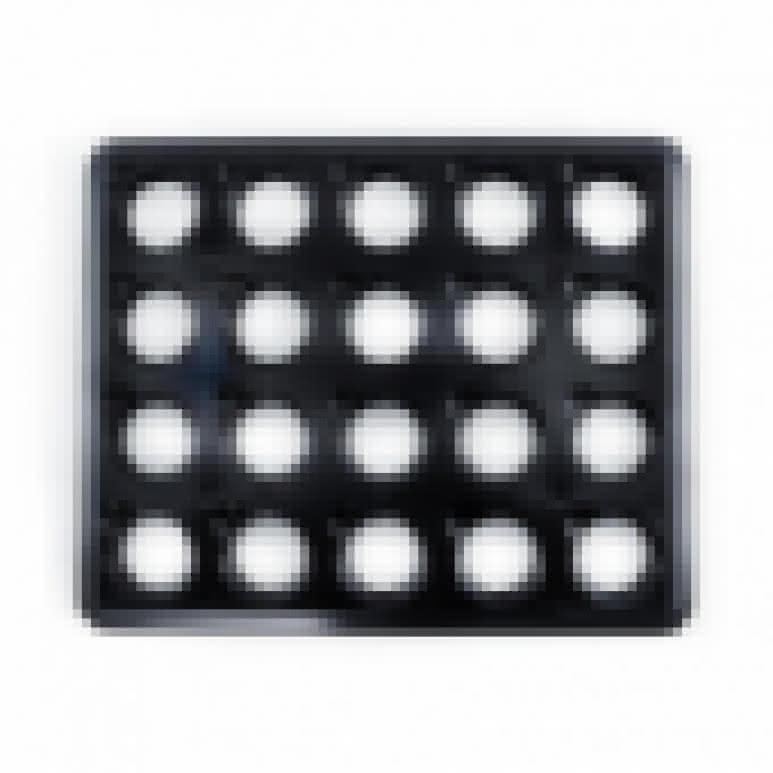 Nutriculture X-Stream Aerokulturvermehrer - aeroponisches System für 20 Pflanzen