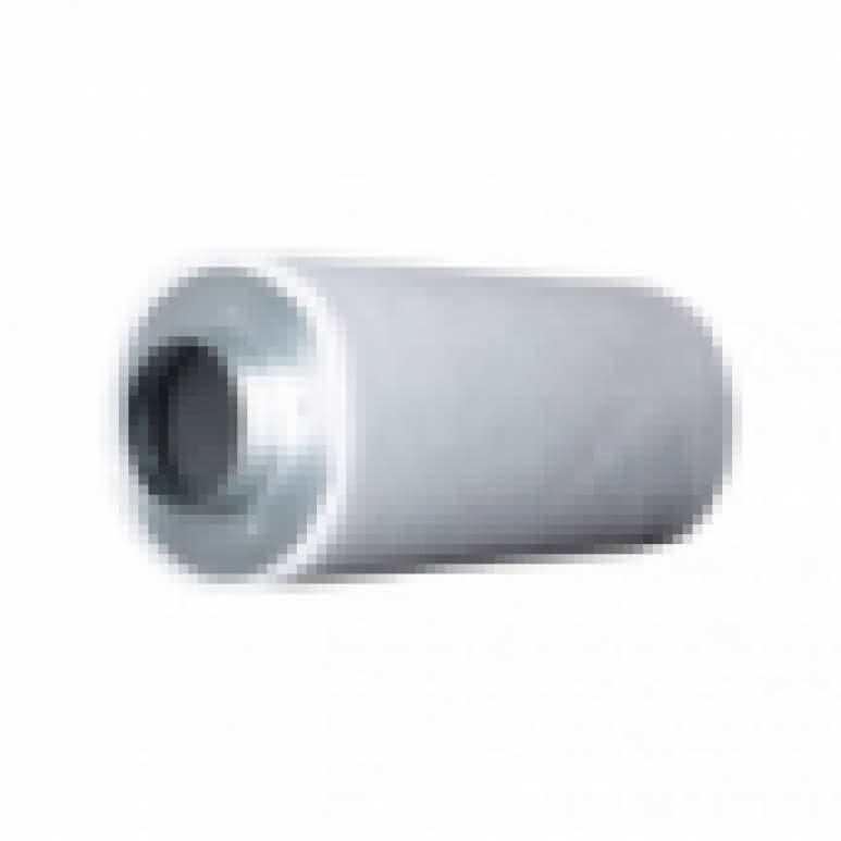 CarbonActive schallgedämmte EC Silent-Box 280m³/h - 125mm 450 Pa