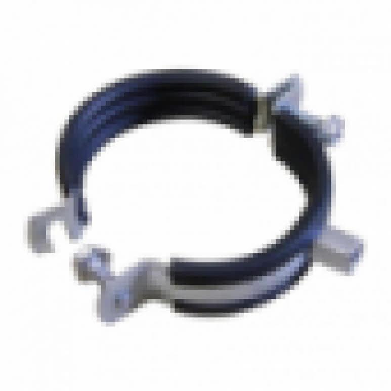T-Stück Metall 3x200mm - 90-Grad - Stahlblech feuerverzinkt