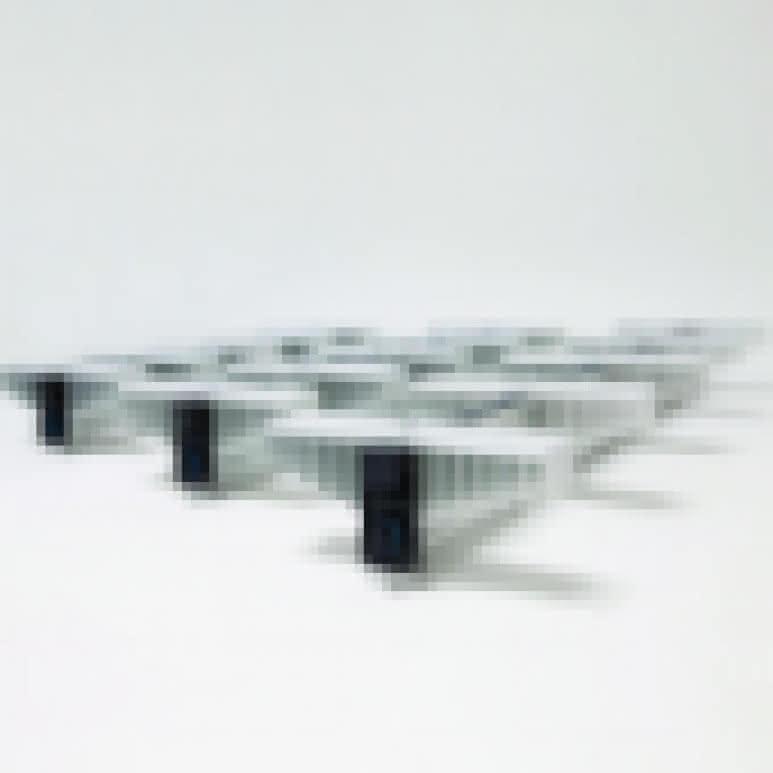 SANlight Verlängerungskabel - Buchse gewinkelt - 2 Meter