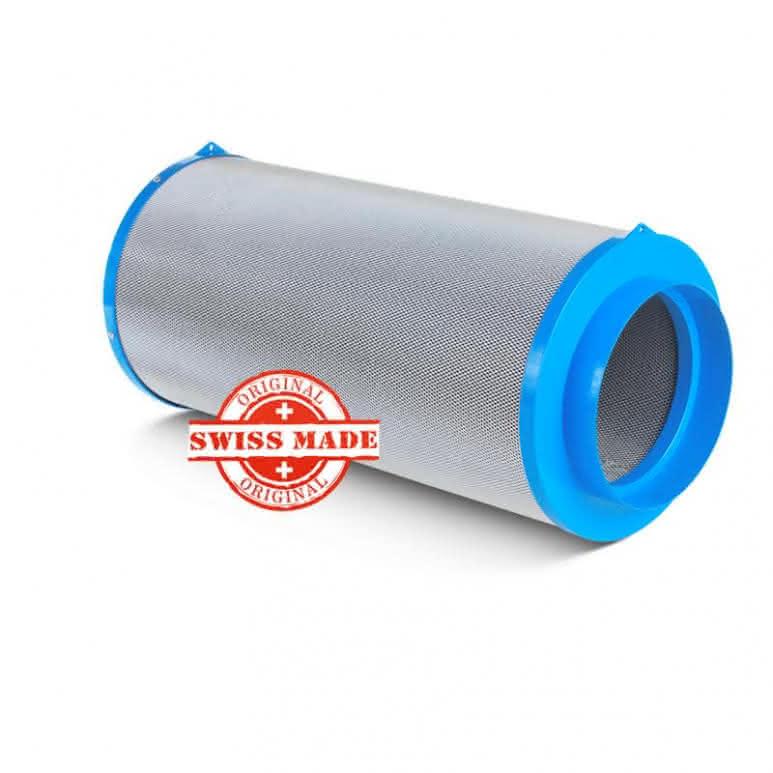 CarbonActive HomeLine 1200Z Aktivkohlefilter 1200m³/h - 200mm