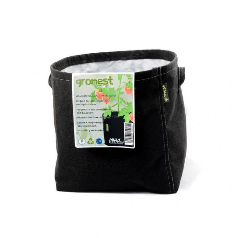 Gronest Stofftopf 11 Liter - Ø220mm Pflanzenbehälter