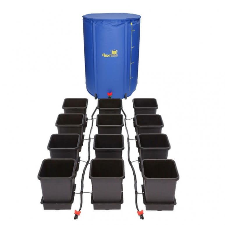 AutoPot 15 Liter 1-Pot-System inkl. 12 Töpfe