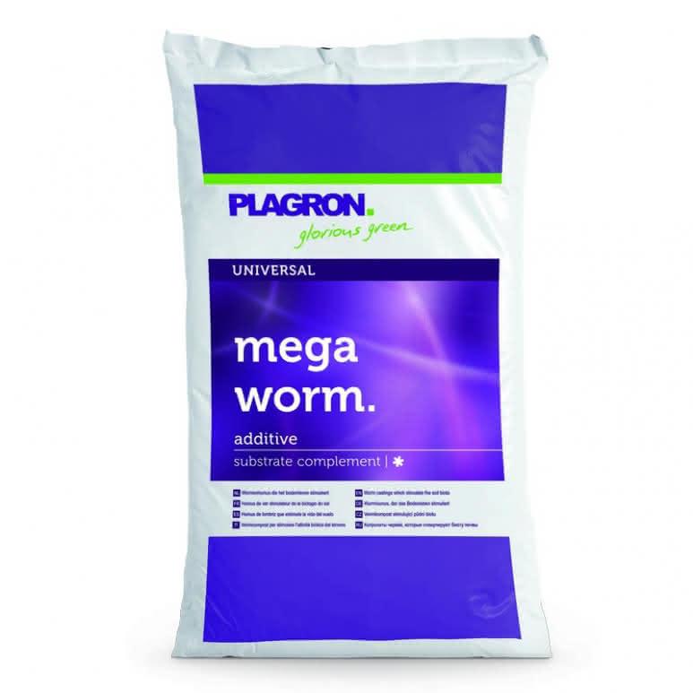 Plagron Megaworm 25 Liter - Wurmhumus