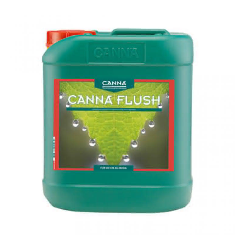 Canna FLUSH 5 Liter - Substratpflege