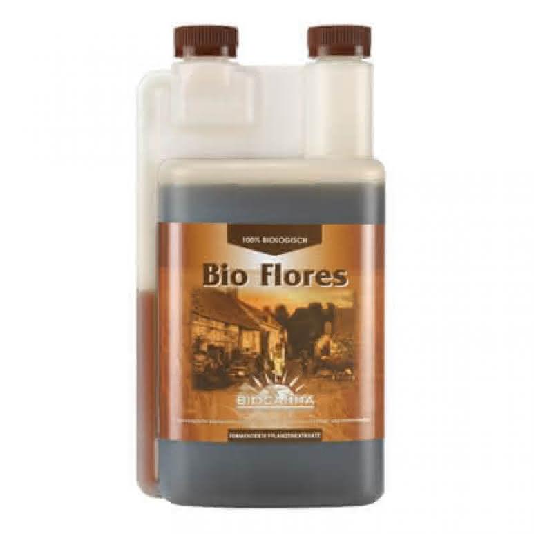 Canna Bio Flores 1 Liter - Blütedünger biologisch