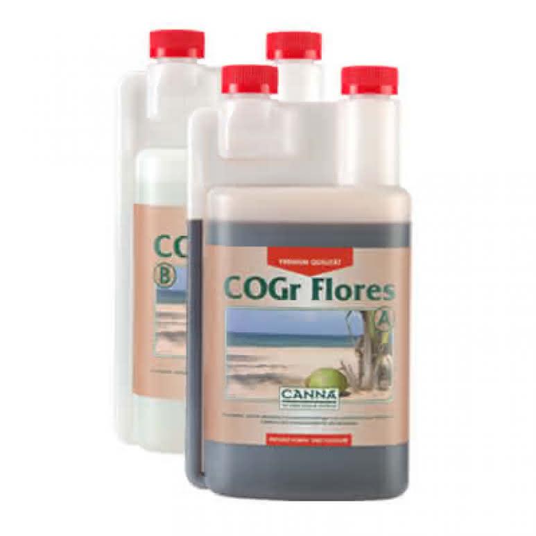 Canna COGr Flores A + B je 1 Liter - Blütedünger
