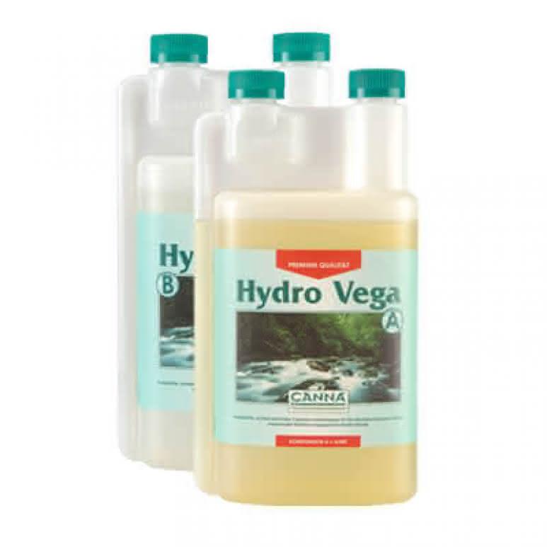 Canna Hydro Vega A + B je 1 Liter - Wachstumsdünger