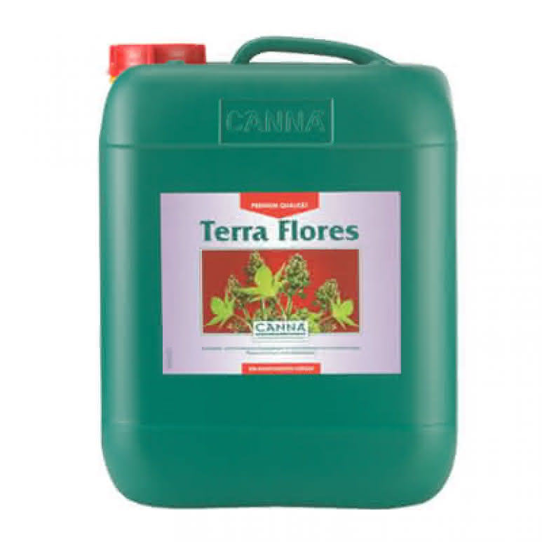 Canna Terra Flores 10 Liter - Blütedünger