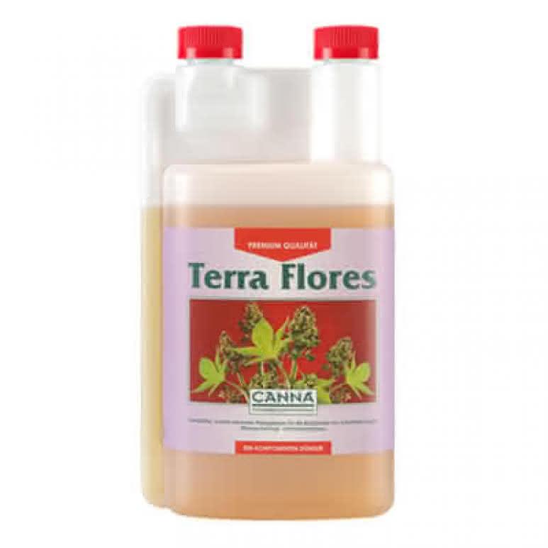 Canna Terra Flores 1 Liter - Blütedünger