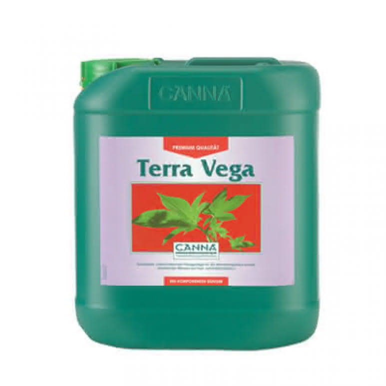 Canna Terra Vega 5 Liter - Wachstumsdünger