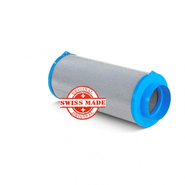 CarbonActive Granulate 500GL Aktivkohlefilter 500m³/h - 125mm