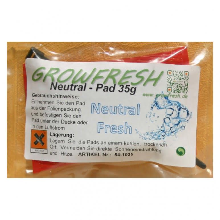 Aktiv GROWFRESH Neutral 35 Gramm Pad