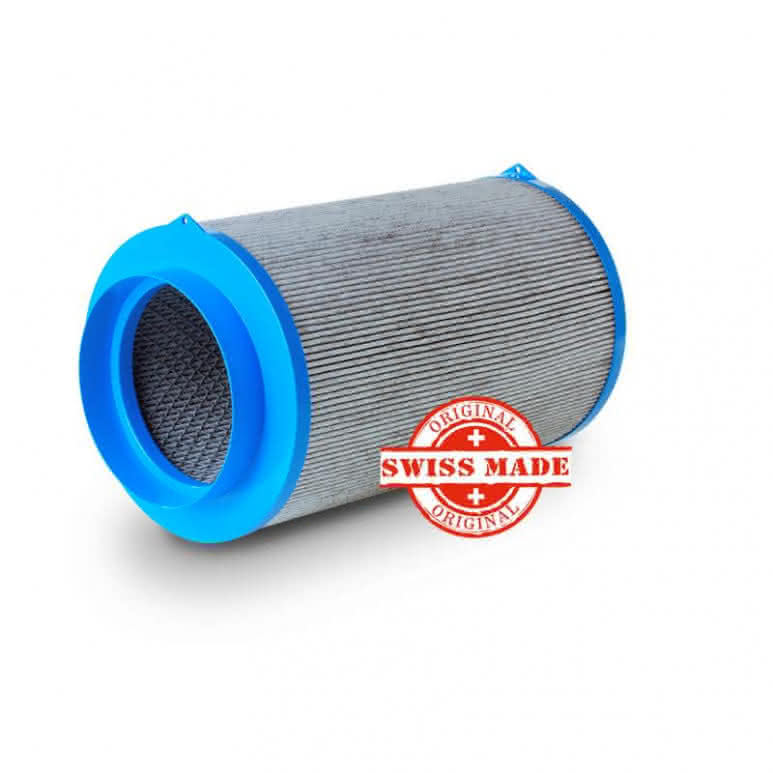 CarbonActive HomeLine 800Z Aktivkohlefilter 800m³/h - 200mm