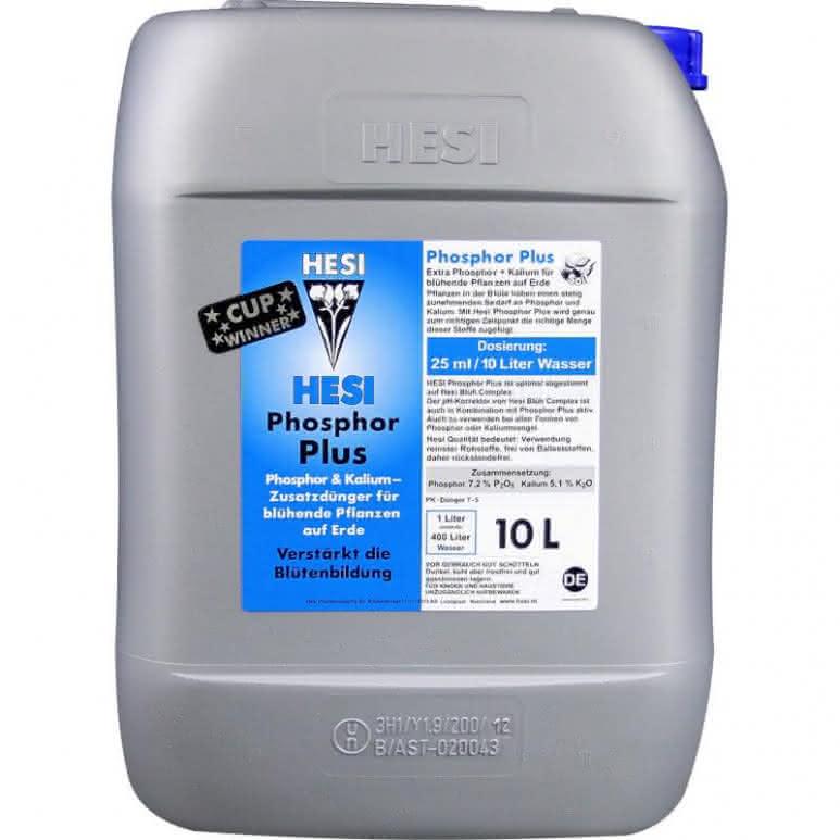 HESI Phosphor Plus 10 Liter - PK-Booster