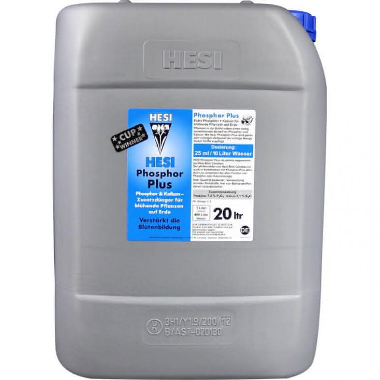 HESI Phosphor Plus 20 Liter - PK-Booster