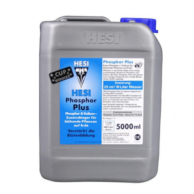 HESI Phosphor Plus 5 Liter - PK-Booster