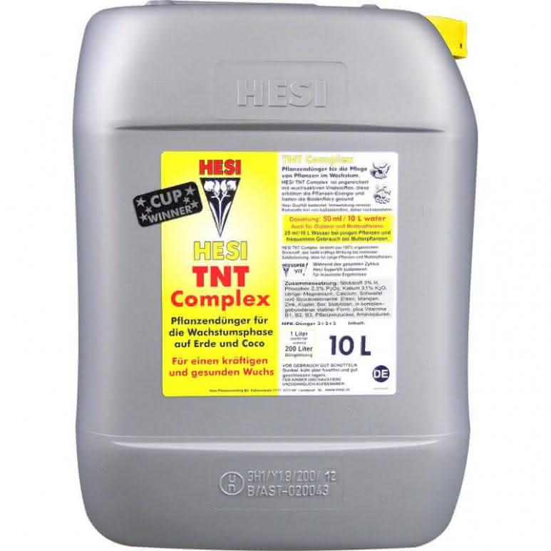 HESI TNT Complex 10 Liter - Wachstumsdünger