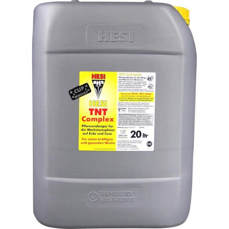 HESI TNT Complex 20 Liter - Wachstumsdünger