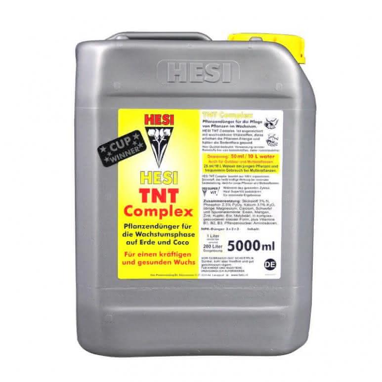 HESI TNT Complex 5 Liter - Wachstumsdünger