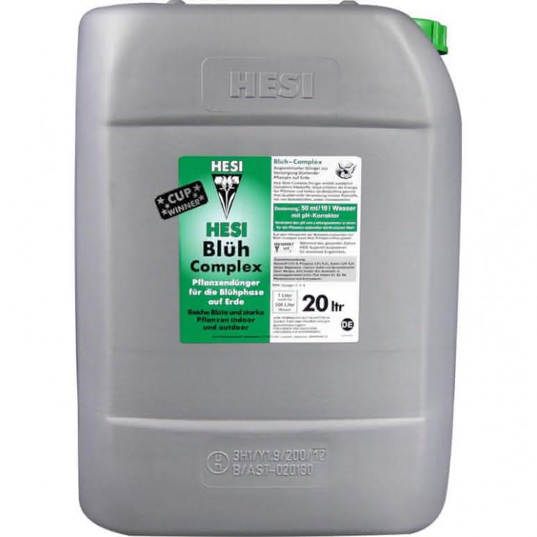 HESI Blüh Complex 20 Liter - Blütedünger
