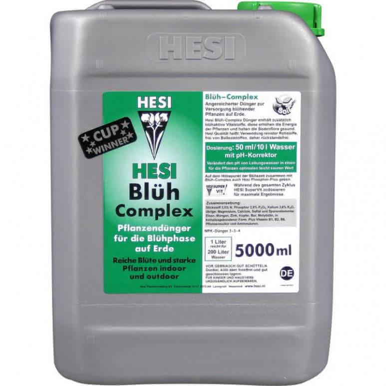 HESI Blüh Complex 5 Liter - Blütedünger