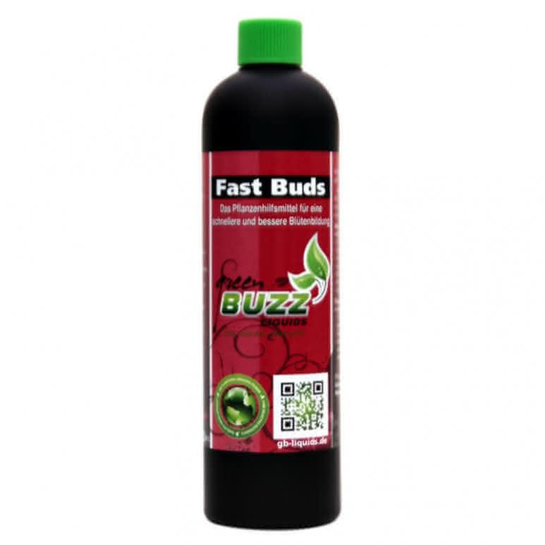 Green Buzz Liquids GBL Fast Buds 250ml - Pflanzenhilfsmittel organisch