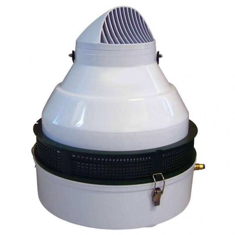 Luftbefeuchter HR-50 bis 4 l/h - für direkten Wasseranschluss