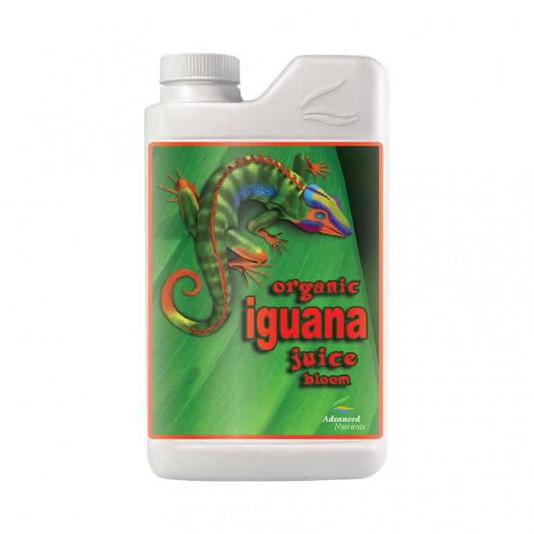 Advanced Nutrients Iguana Juice Organic Bloom 1 Liter - Basisdünger