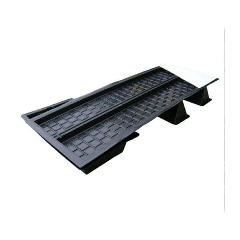 Nutriculture Multi-Ducts NFT-System MD801 - 249x117x38cm
