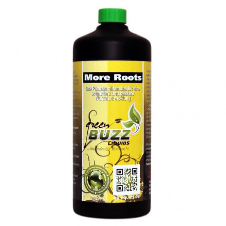 Green Buzz Liquids GBL More Roots Standard 1 Liter - Wurzelstimulator organisch
