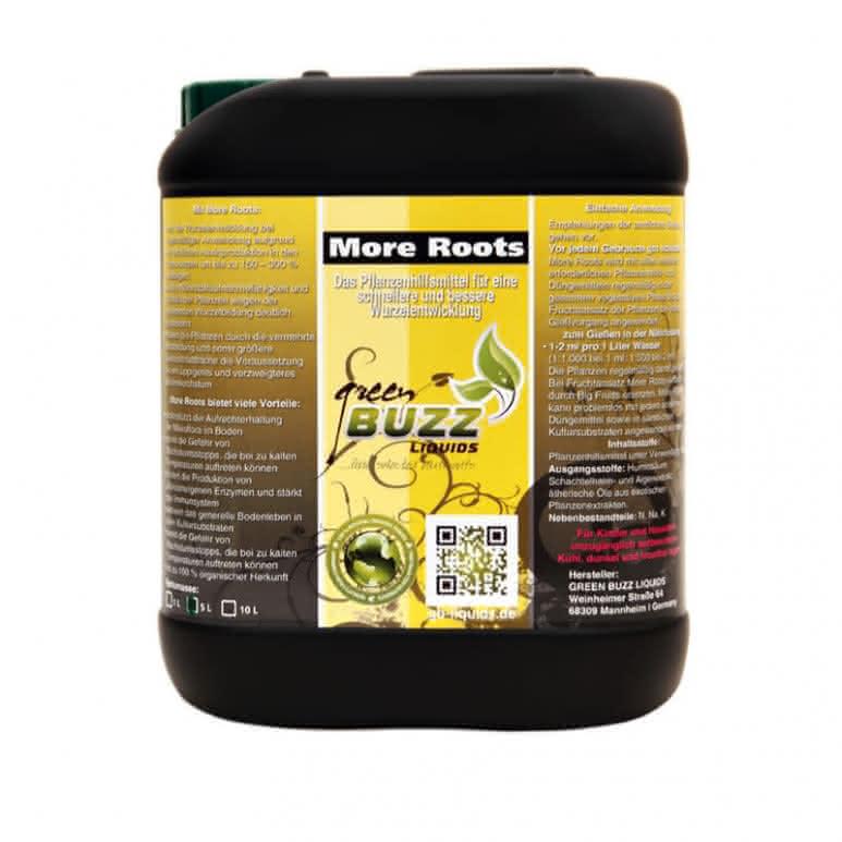 Green Buzz Liquids GBL More Roots Standard 5 Liter - Wurzelstimulator organisch