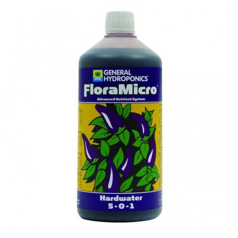 GHE Flora Micro Hardwater 1 Liter