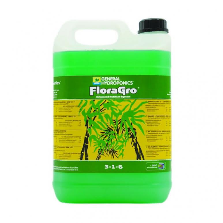 GHE Flora Gro 5 Liter