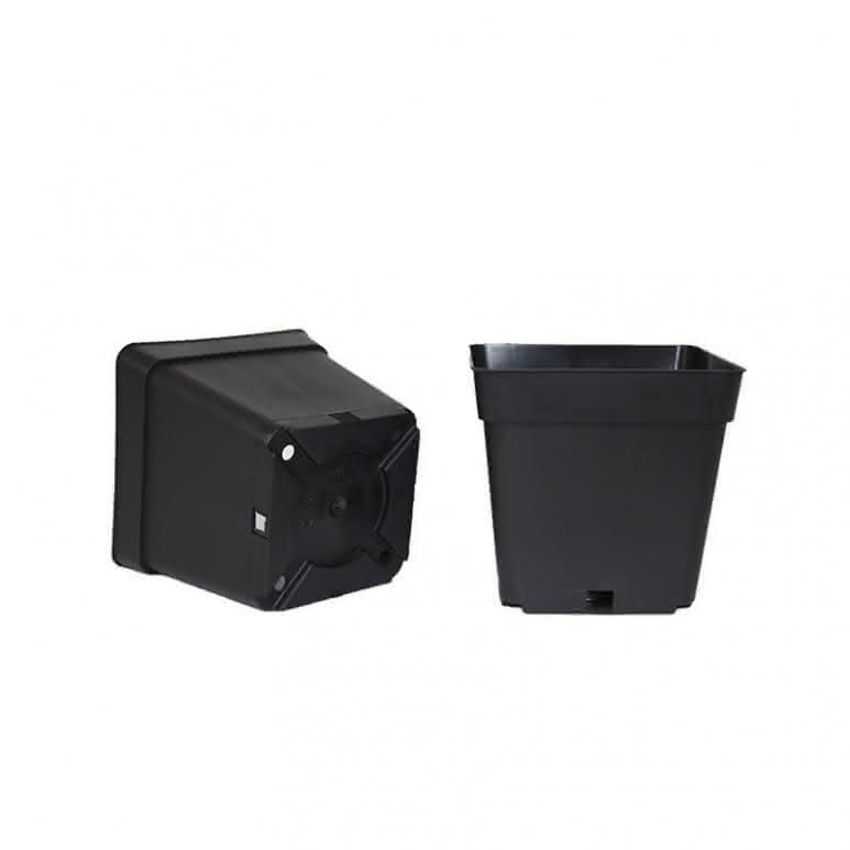 Topf viereckig 13x13x13cm - TEKU-Tainer 1,55 Liter
