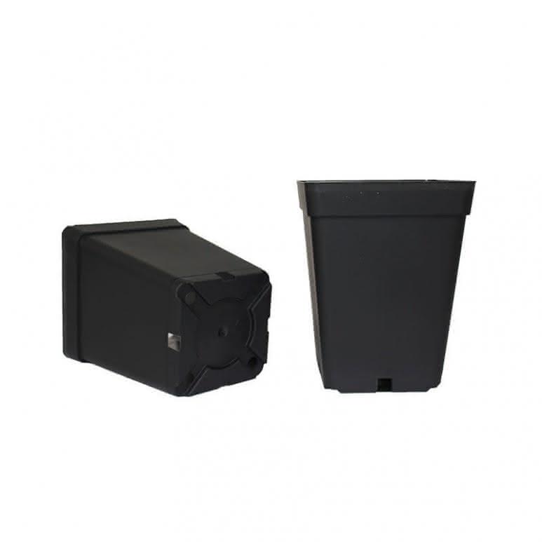 Topf viereckig 15x15x20cm - TEKU-Tainer 3,5 Liter