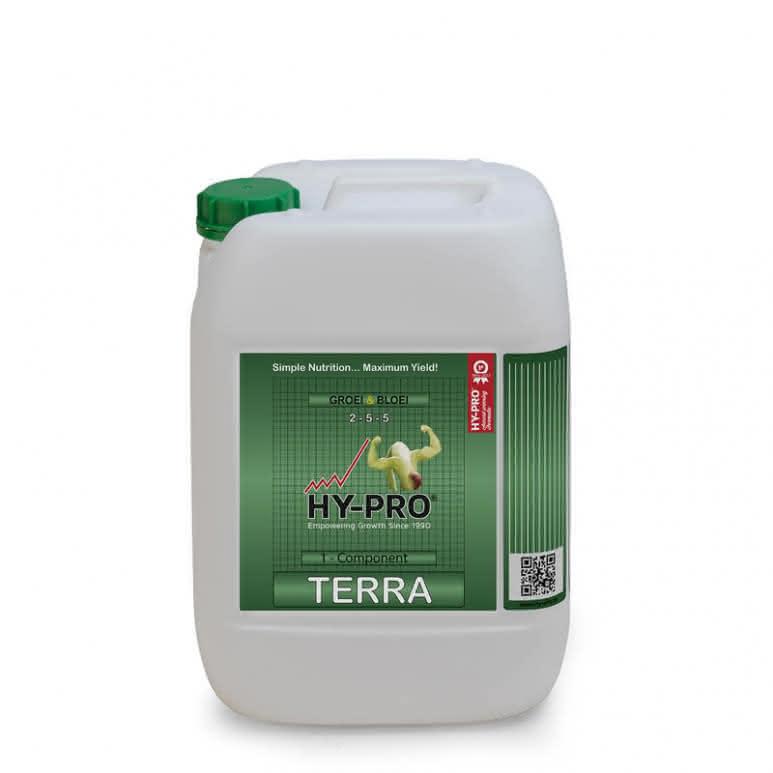 HY-PRO Terra 10 Liter