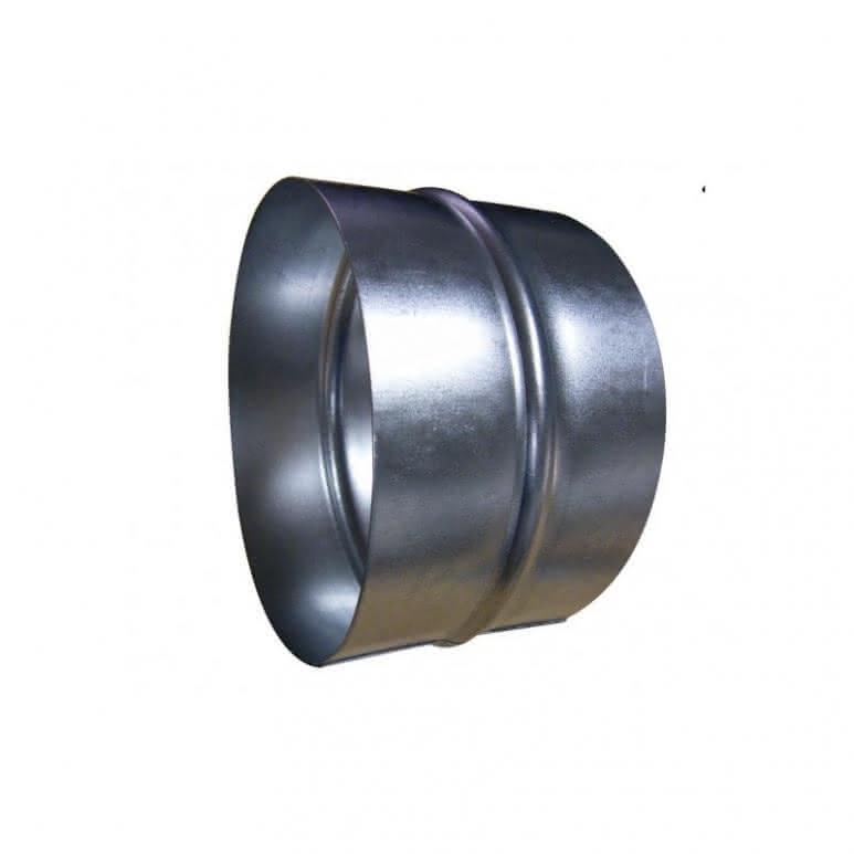 Verbindungsstück Nippel 355mm - Formteil für Flexrohre