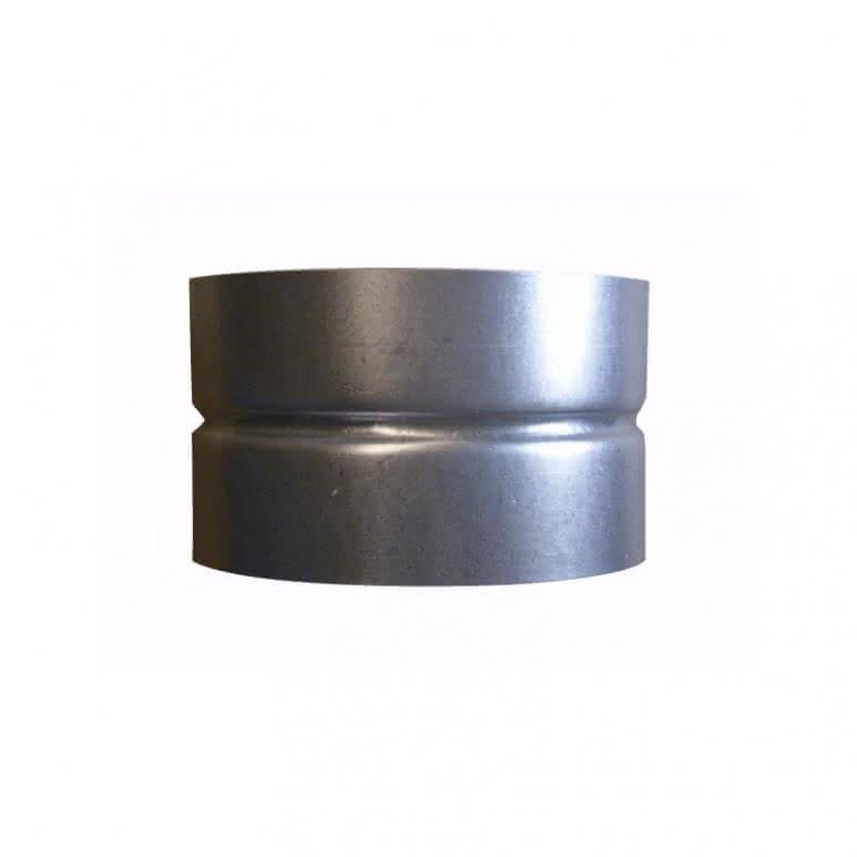 Verbindungsstück Muffe 100mm - Verbindung Formteile