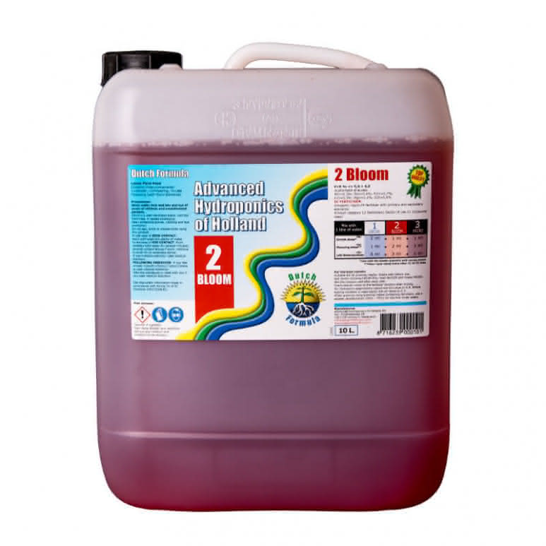 Advanced Hydroponics Bloom 10 Liter - Basisdünger