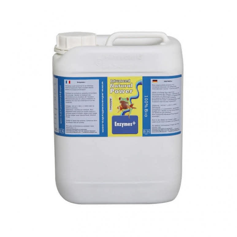 Advanced Hydroponics Enzyme+ 5 Liter - Enzympräparat