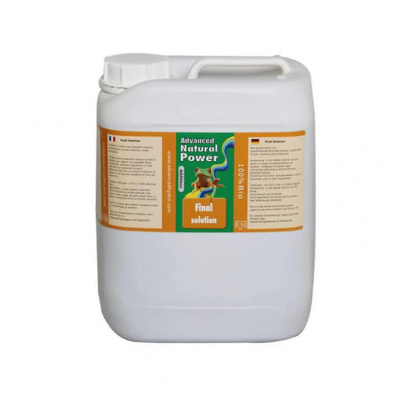 Advanced Hydroponics Final Solution 5 Liter - Pflanzenstärkungsmittel